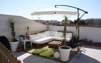 Cómo escoger la sombrilla perfecta para tu terraza