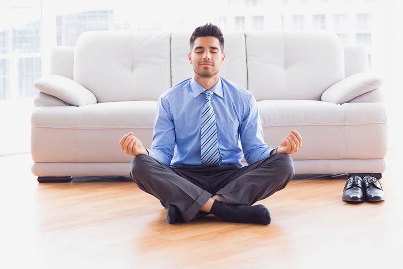 Cómo sentirse mejor con la meditación