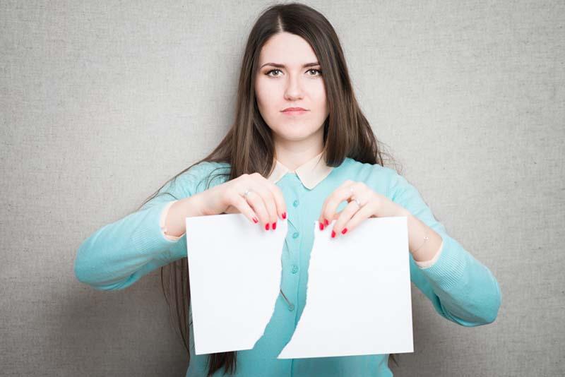 resolver el contrato de alquiler