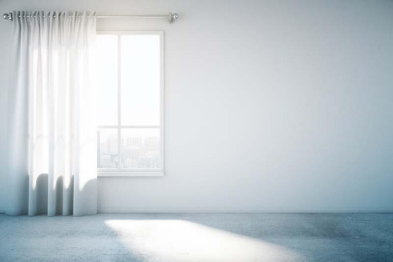 pisos vacíos