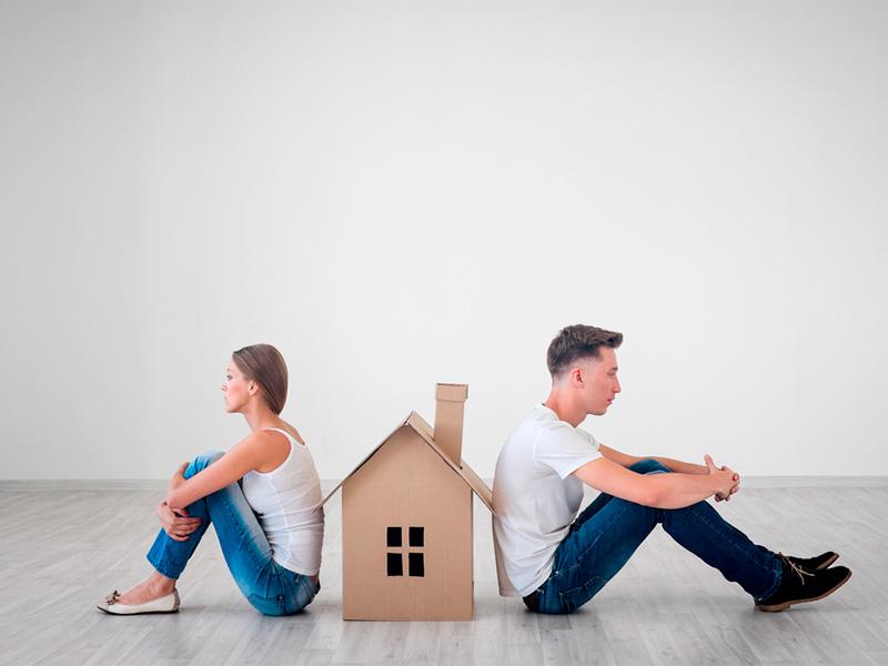 Pisos para divorciados