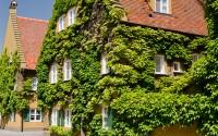 Fuggerei, 70 viviendas por 0,88 euros al año