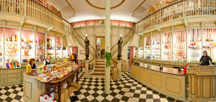 establecimientos emblematicos de barcelona