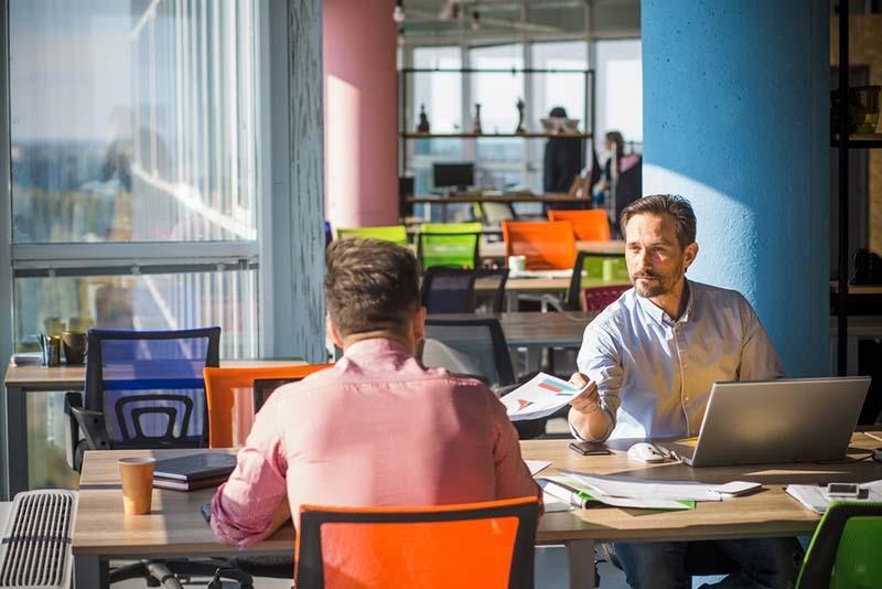 Consells per decorar un espai de coworking