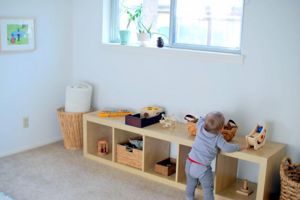 Método Montessori y Decoración