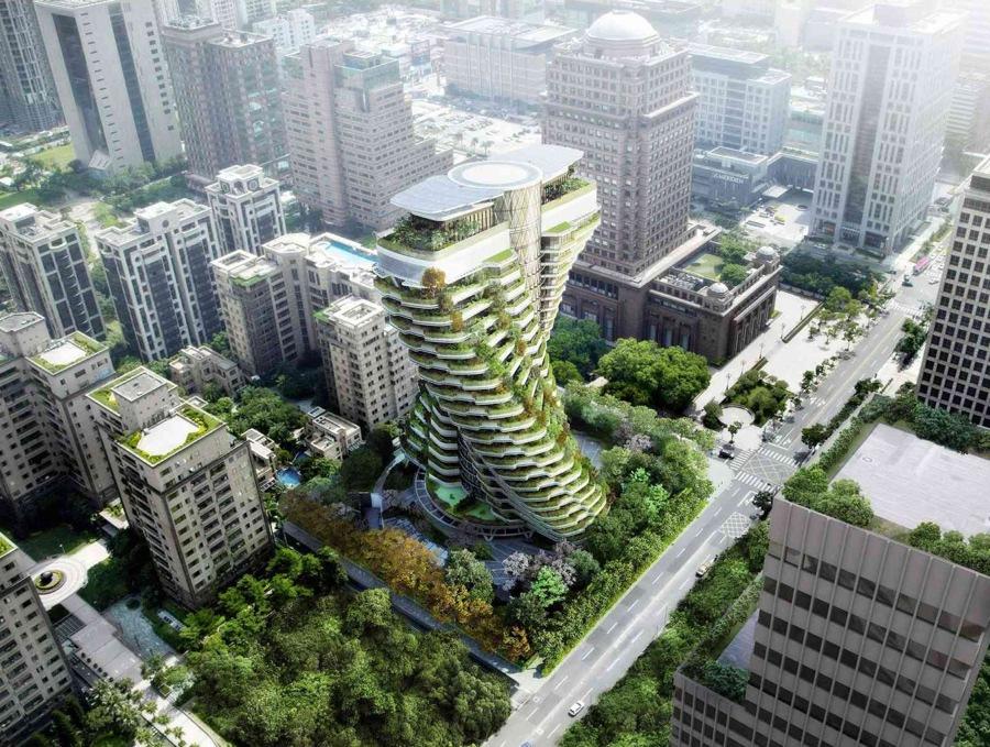 Aarquitectura sostenible
