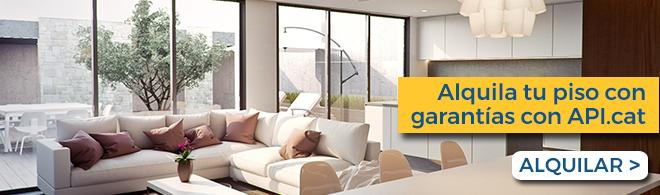 Alquila tu piso en Cataluña con garantías gracias a API.cat