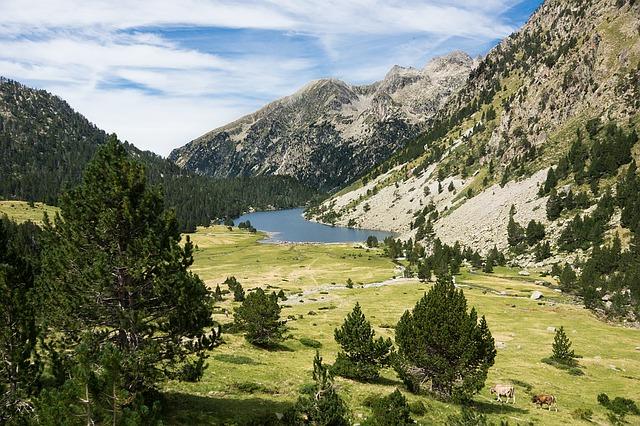 Escapa't aquest pont als Pirineus de Lleida