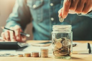 ahorro para la compra de un inmueble